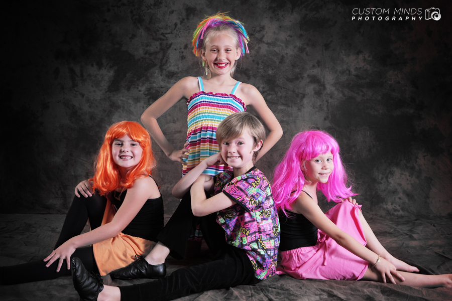 childrens dance group