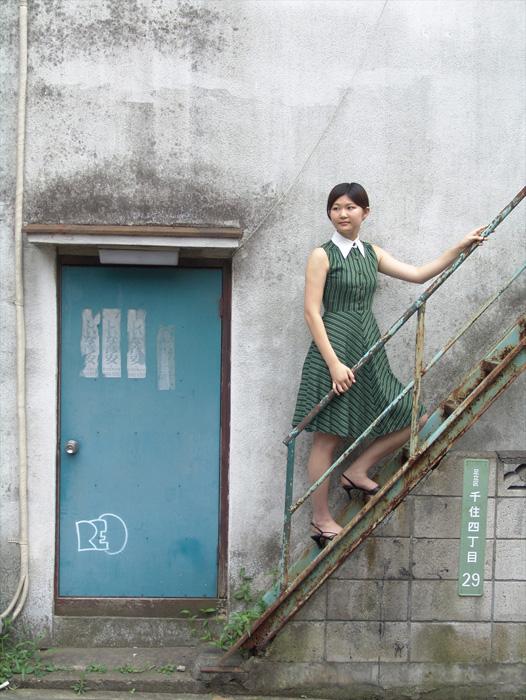 modeling shoot in tokyo japan