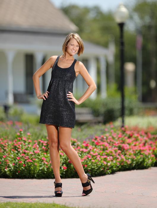 modeling posing by katy heritage park in katy texas