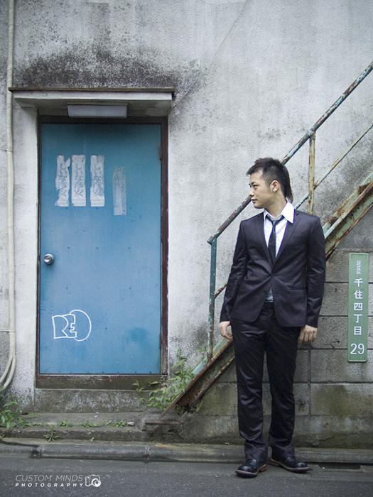 entertainer in tokyo japan
