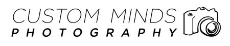 Custom Minds Photography Logo