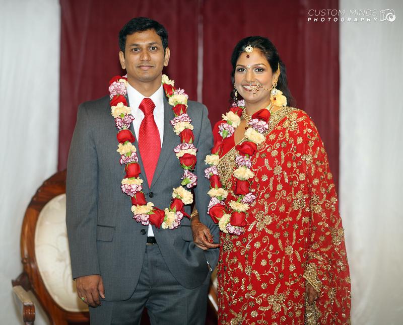 Houston Texas Wedding reception near the Houston Galleria