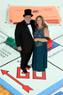 Greenscreen photo booth for a Gala