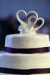 Wedding Cake for a wedding in Spring Texas