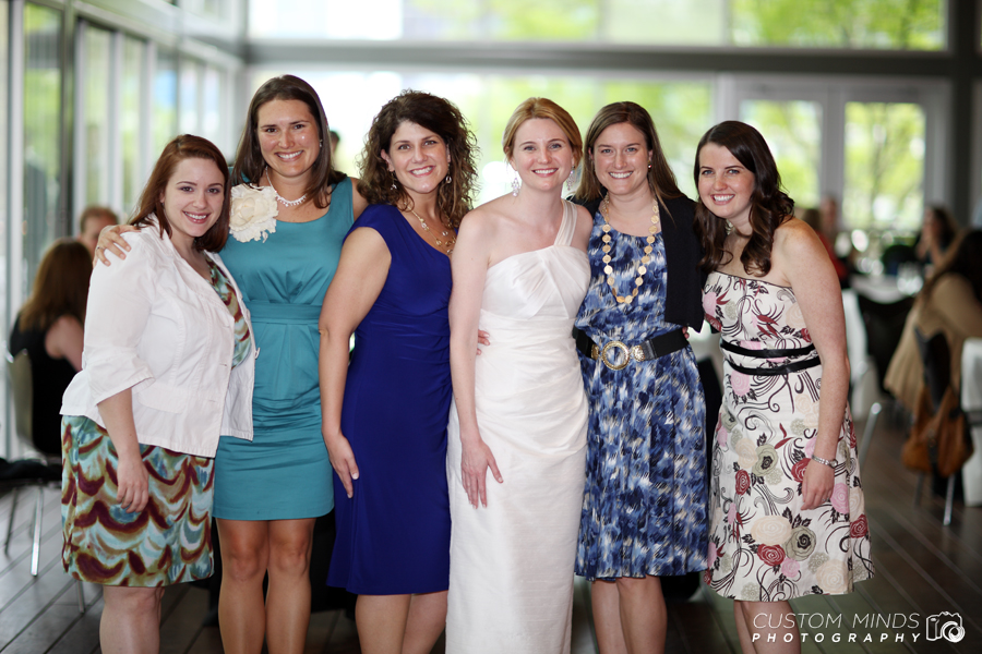 Wedding reception at The Grove by Discovery Green Park in Houston Texas